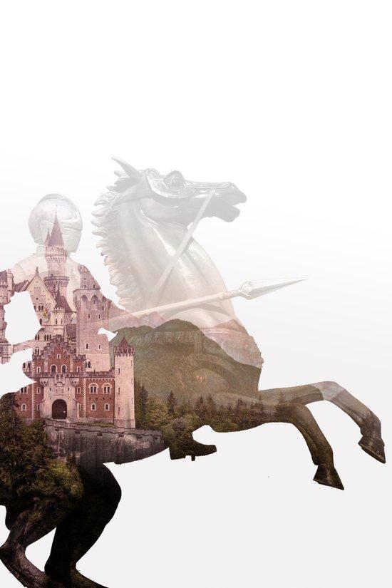 Defend the Castle Art Print