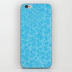 Blue Meth / Happy Sky iPhone & iPod Skin