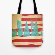Tote Bag featuring OBAMa by Josh Franke