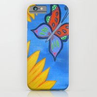 Butterfly Banquet iPhone 6 Slim Case