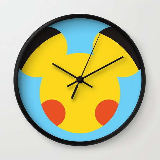 Electric Mouse  Wall Clock