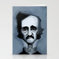 Mr. Alan Poe Stationery Cards