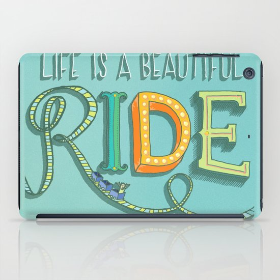 Beautiful Ride iPad Case