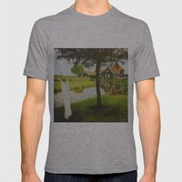 romantic Holland ^_^  Mens Fitted Tee Athletic Grey SMALL