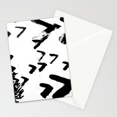 Burn 3 Stationery Cards