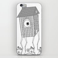 Lanky Land iPhone & iPod Skin