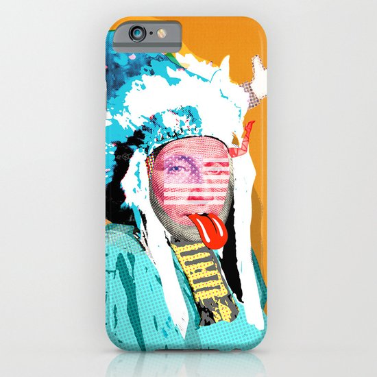 Indian Pop 95 iPhone & iPod Case