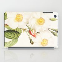 III. Vintage Flowers Bot… iPad Case