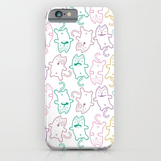 kitty cats iPhone & iPod Case