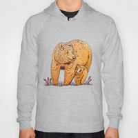 Mother Bear Hoody