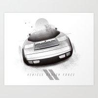 V2 Art Print