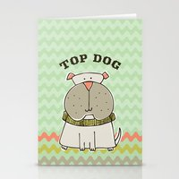 Top Dog Stationery Cards