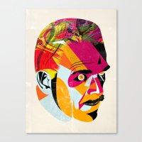 head_131112 Canvas Print