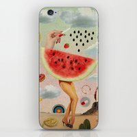 Xposed Collection -- Jui… iPhone & iPod Skin