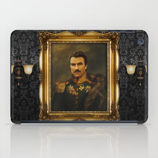 Tom Selleck - replaceface iPad Case
