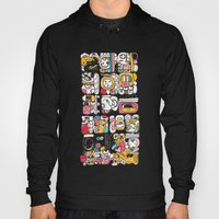 The Mayan Message Hoody