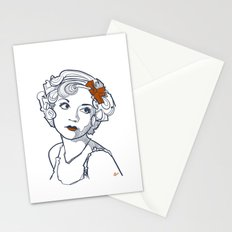 1930's Actress Alice White  Stationery Cards