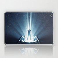 Ascending into the Stars Laptop & iPad Skin