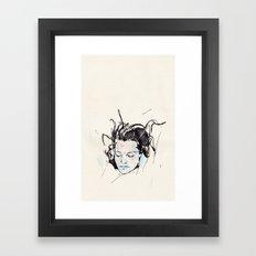 Laura Palmer Framed Art Print