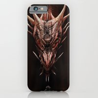 Smaug And The Thief iPhone 6 Slim Case