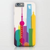 Shapes Of Shanghai. Accu… iPhone 6 Slim Case
