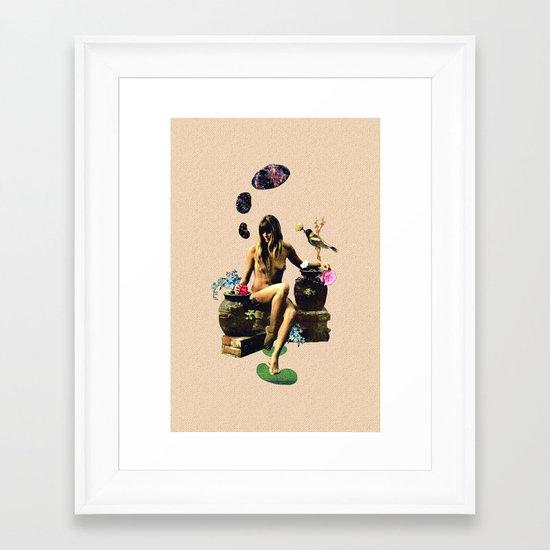 Hypermnestra Framed Art Print