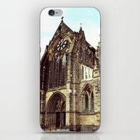 Glasgow Cathedral Mediev… iPhone & iPod Skin