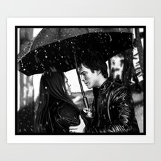 Let The Right One In Art Print