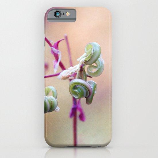 Curls iPhone & iPod Case