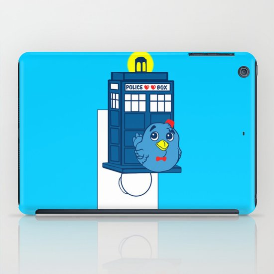 Who watches over you iPad Case
