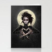 BLEEDING HEART Stationery Cards