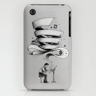 iPhone & iPod Case featuring Creative Flow by Enkel Dika
