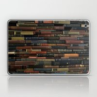Books on Books Laptop & iPad Skin