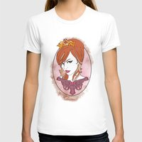 princess T-shirts featuring Princess by AnnaCas