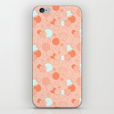 Coral Bubbles (with a hint of mint) iPhone & iPod Skin