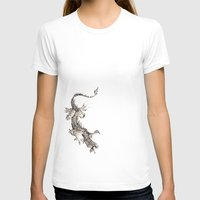 dragon T-shirts featuring Dragon by Ju.jo.weh