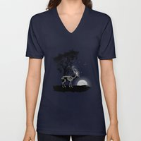 The Forest Of The Lost S… Unisex V-Neck