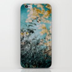 Two Worlds Collide iPhone & iPod Skin