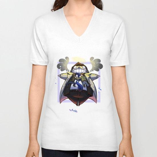 Team Free Will V-neck T-shirt