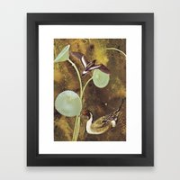 Collage #20 Framed Art Print