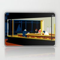 nighthawks Laptop & iPad Skin