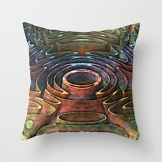 Wiggle Room Throw Pillow