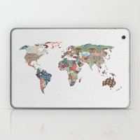 Louis Armstrong Told Us … Laptop & iPad Skin