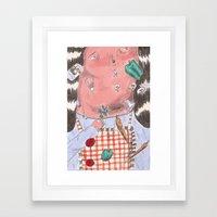 ϟ ϟ  Framed Art Print