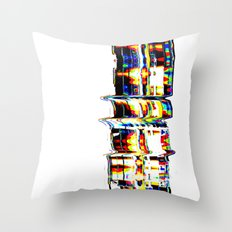 Cassette #2 Throw Pillow