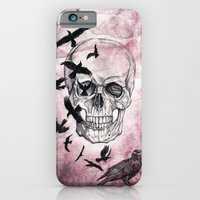The Crows of Death iPhone 6 Slim Case