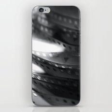 Negatives 2 iPhone & iPod Skin