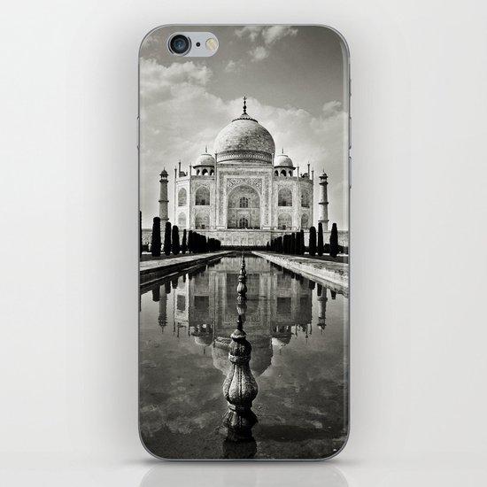 Taj Mahal iPhone & iPod Skin