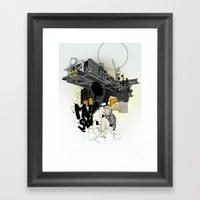 RIG Framed Art Print