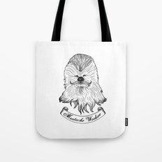 Mustache Wookiee Tote Bag